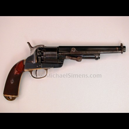LeMat Revolver by Francotte