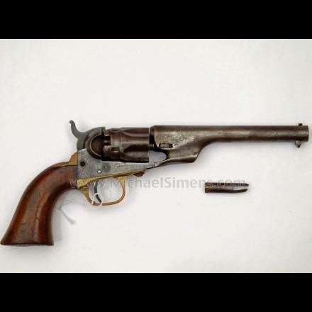 COLT 1862 POLICE REVOLVER