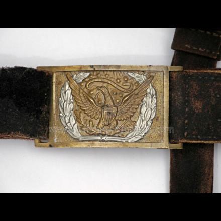 Civil War Cavalry Belt Rig - Civil War Artifact Appraiser, Dealer