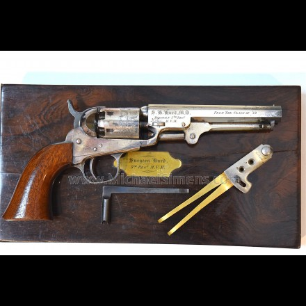 CIVIL WAR SURGEON COLT REVOLVER