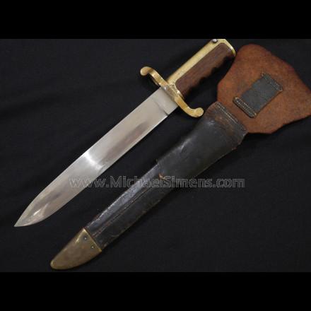 DAHLGREN BOWIE KNIFE / BAYONET