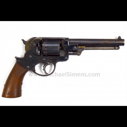 CIVIL WAR STARR DOUBLE ACTION REVOLVER