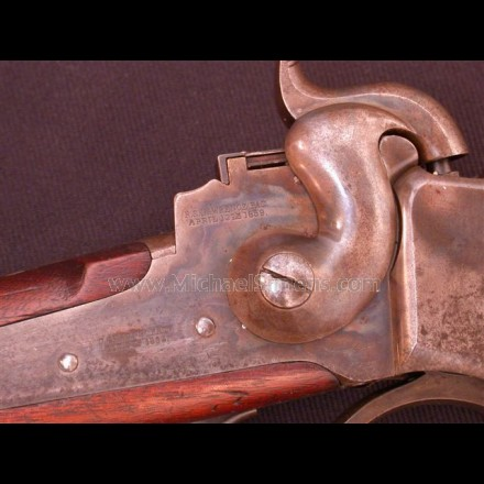 1859 SHARPS CIVIL WAR CARBINE FOR SALE.