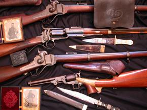 Antique Gun, Sword, Weapon and Artifacts Dealer